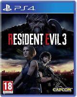 Resident Evil 3 (PS4) New Sealed
