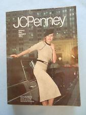 vintage catalog JCPENNEY JC PENNEY PENNEYS 1980 spring summer