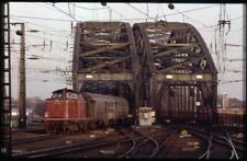 35mm slide+© DB Deutsche Bundesbahn 211 241-5 Cologne West-Germany 1983 original