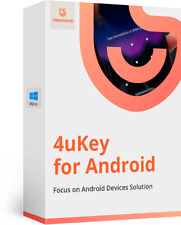 Tenorshare 4uKey Android Screen Unlocker {Lifetime}{Windows}