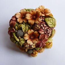 Halloween Bouquet #5000 / 5000 - Harmony Kingdom Garden Box Figurine - HG3LEBQH