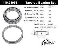 C-TEK Standard Wheel Bearing & Race Set fits 1999-2009 Ford F-350 Super Duty F-2
