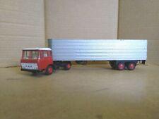 Lion Car No 36 DAF & Eurotrailer. c1964. 1/50 Scale. Good+