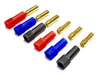 1 Set 6 Stück Hochstrom XT150 Stecker Buchse Goldstecker Plug Connector 250A RC