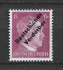 ALEMANIA LOCAL Meißen 1945  (*) NUEVO SIN GOMA - 1/27