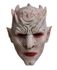 GAME OF THRONES White Walker Lattice Maschera Notte King Costume Zombie Natale Cosplay