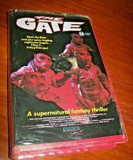 Vintage The Gate - Supernatural Fantasy Thriller VHS Tape - Deceased Estate