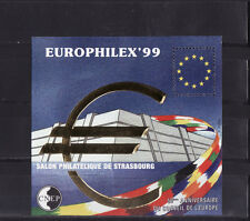 BLOC  CNEP  NUM : 29 CONSEIL DE L'EUROPE 1999