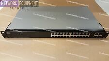 Cisco sg200-26p POE SWITCH GIGABIT slm2024pt