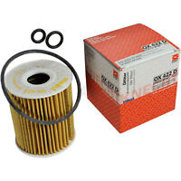 Original MAHLE / KNECHT OX 422D Ölfilter Oelfilter Oil Filter