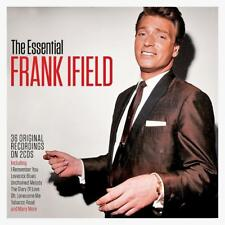 FRANK IFIELD - THE ESSENTIAL (NEW SEALED 2CD)