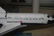 1/144 scale Early Era Shuttle Orbiter White Tile Decal Set