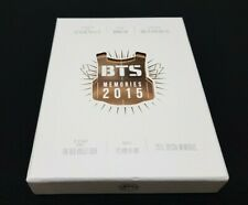 BTS Memories of 2015 DVD 4 Disc Digipak with 108p Photobook opened RARE Cheap #2