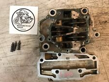 1985 HONDA SHADOW VT1100 CF FRONT CYLINDER HEAD COVER WITH ROCKERS