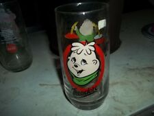 1985 Chipmunks collector's glass