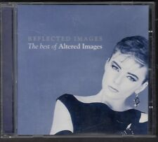ALTERED IMAGES Reflected Images BEST OF 1996 CD ALBUM W 12 INCH Versions