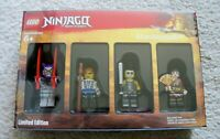 LEGO - Bricktober - Super Rare Exclusive Promo - Ninjago 5005257 - New & Sealed