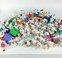 Lot 50+ Disney 101 Dalmations Dogs 1996 Vintage Toy Dog Child Boy Girl Gift