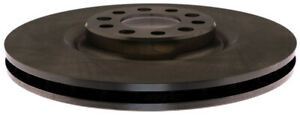 Disc Brake Rotor-Non-Coated Front ACDelco 18A82276A
