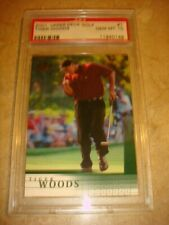 2001 Upper Deck Tiger Woods rc rookie PSA 10