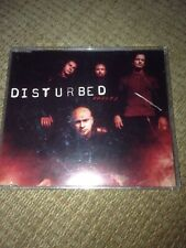 "DISTURBED ""Voices"" 2001 CD Single Giant Records"