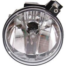 Clear Lens Fog Light For 2001-04 Dodge Dakota LH or RH CAPA Plastic Lens w/ Bulb