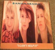 "Bananarama I Can't Help It b/w Mr Sleaze 12"" London USA 886212-1 1987"