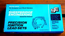 VW POLO 1976 IGNITION LEAD SET Sheepbridge S 134 - HT Leads NEW BOXED BRITISH