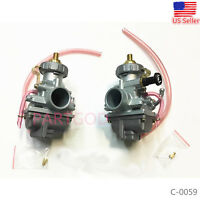 NEW CARBURETOR for YAMAHA BANSHEE350 1987-2006 350 YFZ 350 RIGHT&LEFT SIDE CARB