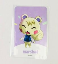 Amiibo NFC Karte Animal Crossing Huschke/Marshal 264