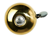 Soma Riten Crane Classic BRASS BICYCLE BIKE BELL rotary dual tone Big Sound NEW