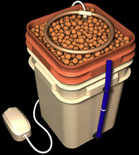 WaterFarm Bucket Module General Hydroponics Grow System