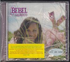 CD Bebel Gilberto `All in One` Neu/New/OVP Bossa-Nova