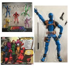 "FOOLKILLER Marvel Legends DEADPOOL 2018 3.75"" INCH Loose FIGURE"