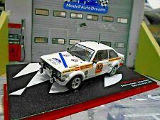 FORD Escort MKII RS1800 2.0 Rallye Costa Brava 1977 Fernandez IXO Altaya 1:43