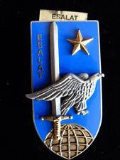 INSIGNE MILITAIRE Pucelle Armée Arthus Bertrand ESALAT aviation légère armée ter