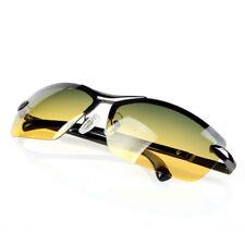 Day & Night Vision Men's Polarized Sunglasses Driving Glass Mirror Sun Glasses