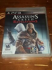 Assassin's Creed: Revelations (Sony PlayStation 3, 2011) Brand New Sealed