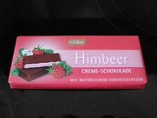 Boehme dark chocolate 4 x 3.5 oz with raspberry cream filling