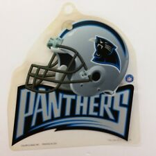 NFL Carolina Panthers Suction Cup Window Sign, NEW