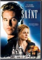 The Saint [New DVD] Ac-3/Dolby Digital, Amaray Case, Dolby, Dubbed, Subtitled,
