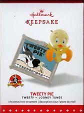TWEETY PIE - Hallmark Looney Tunes Keepsake Christmas Ornament