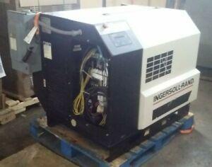 Ingersol Rand 25HP air compressor model SSREP25