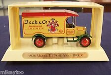 Matchbox Collectibles - MOY - Great Beers of the World - 1926 Model TT Ford Van