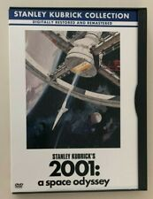 2001: A Space Odyssey (1968) DVD - Stanley Kubrick Collection