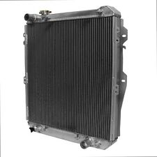 3ROW FULL ALUMINUM RADIATOR FOR TOYOTA HILUX SURF 3.0 TURBO KZN130 1993-1996