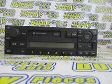 AUTORADIO CD REF.6X0035152C / 7640204360 VW GOLF 4 / POLO 9N