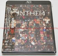 New ANTHEM 30+ 30th ANNIVERSARY TOUR 2015 Final Live Blu-ray Japan F/S UIXN-1002