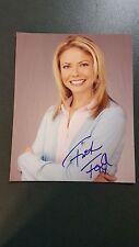 Faith Ford  autographed Photograph - coa