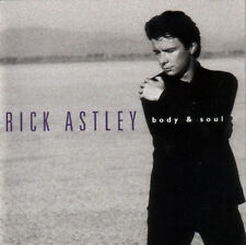 RICK ASTLEY - BODY & SOUL (CD, Sep-1993, RCA) - CD IN EXCELLENT CONDITION!
